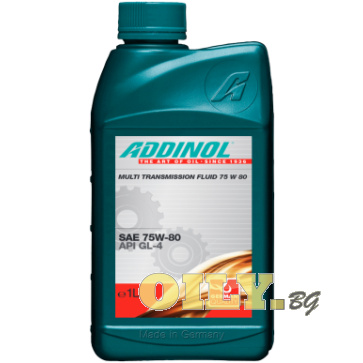Addinol 75W80 - 1 литър
