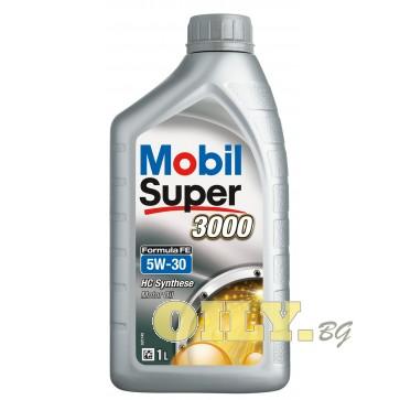 Mobil Super 3000 X1 Formula FE 5W30 - 1 литър