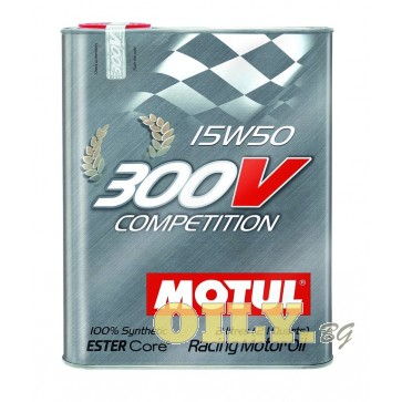 Motul 300V Competition 15W50 - 2 литра