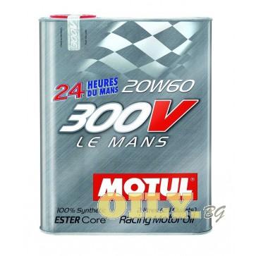 Motul 300V Le Mans 20W60 - 2 литра