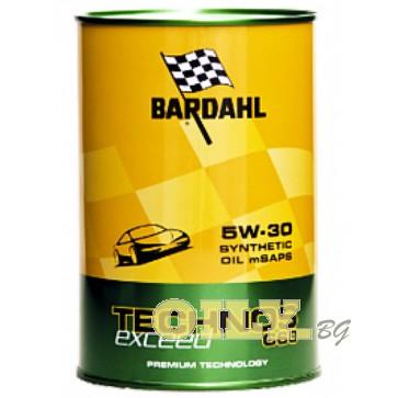 Bardahl-Technos C60 Exceed 5W30 - 1 литър