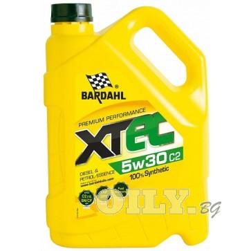 Bardahl-XTEC 5W30 C2 - 5 литра