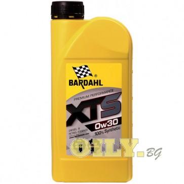 Bardahl-XTS 0W30 - 1 литър