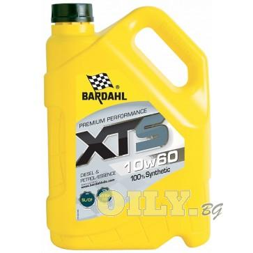 Bardahl-XTS 10W60 - 5 литра