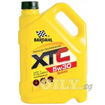 Bardahl - XTC 5W30 - 5 литра