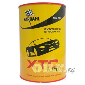 Bardahl - XTC C60 5W40 - 1 литър