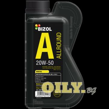 Bizol Allround 20W50 - 1 литър