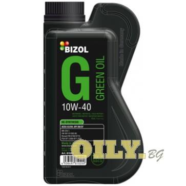 Bizol Green Oil 10W40 - 1 литър