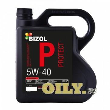 Bizol Protect 5W40 - 4 литра