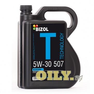 Bizol Technology 5W30 507 - 5 литра