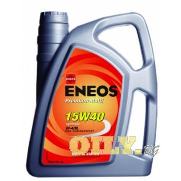 Eneos Premium Multi 15W40 - 4 литра