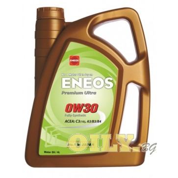 Eneos Premium Ultra 0W30 - 4 литра