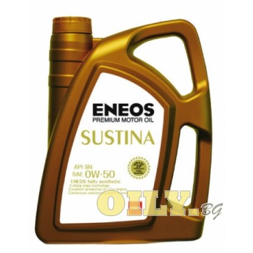 Eneos Sustina 0W50 - 4 литра