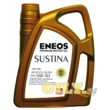 Eneos Sustina 5W40 - 4 литра