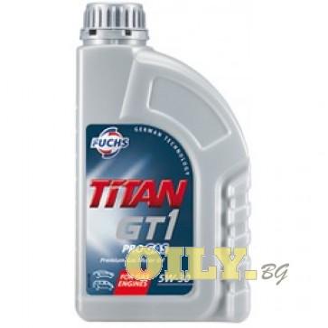 Fuchs Titan GT1 Pro Gas 5W-30 - 1 литър