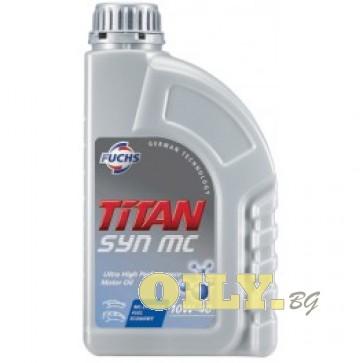 Fuchs Titan SYN MC 10W40 - 1 литър