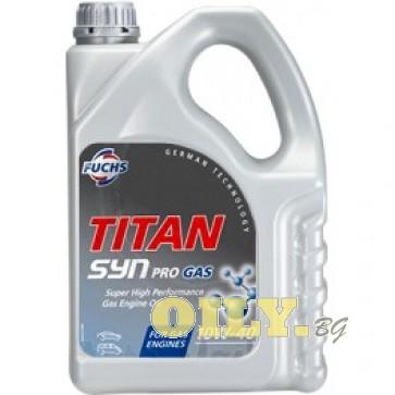 Fuchs Titan SYN Pro Gas 10W40 - 4 литра