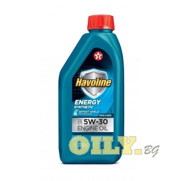 Havoline Energy 5W30 - 1 литър