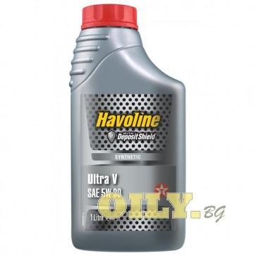 Havoline Ultra V 5W-30 - 1 литър