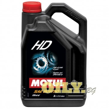 Motul HD 80W90 - 5 литра