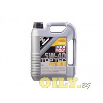 Liqui Moly Top Tec 4100 5W40 - 4 литра