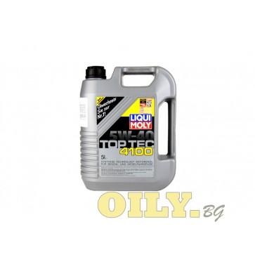 Liqui Moly Top Tec 4100 5W40 - 5 литра