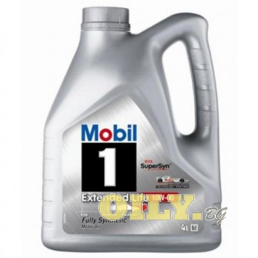 Mobil 1 Extended Life 10W60 - 4 литра