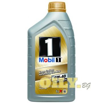 Mobil 1 FS 0W40 - 1 литър