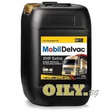 Mobil Delvac XHP Extra 10W40 - 20 литра