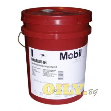 Mobilfluid 424 - 20 литра
