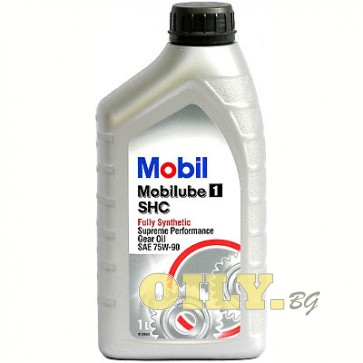 Mobilube 1 SHC 75W90 - 1 литър