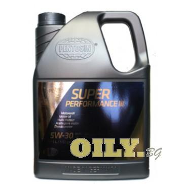 Pento Super 5W30 Performance III - 5 литра