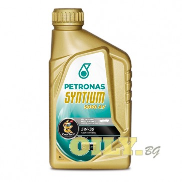 Petronas Syntium 5000 AV 5W30 - 1 литър