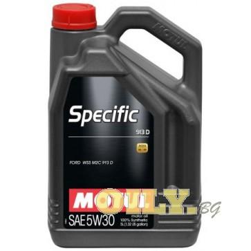 Motul Specific 913D 5W30 - 5 литра