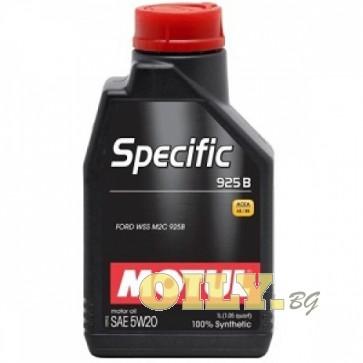 Motul Specific 925B 5W20  - 1 литър