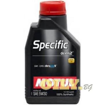 Motul Specific dexos2 5W30 - 1 литър