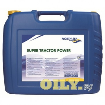 North Sea Super Tractor Power 10W30 - 20 литра