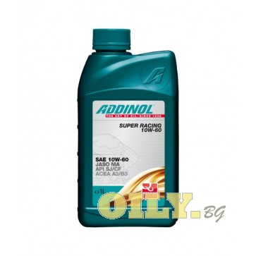 Addinol Super Racing 10W-60 - 1 литър