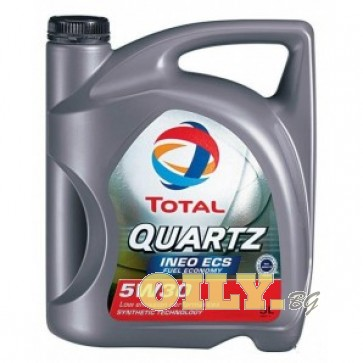Total Quartz INEO ECS 5W30 - 5 литра
