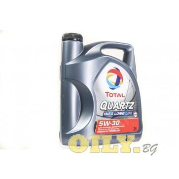 Total Quartz INEO Long Life 5W30 - 5 литра
