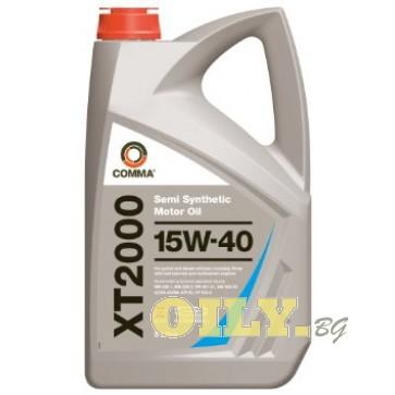 Comma XT2000 15W40 - 5 литра