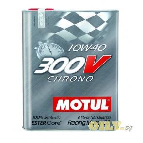 Motul 300V Chrono 10W40 - 2 литра