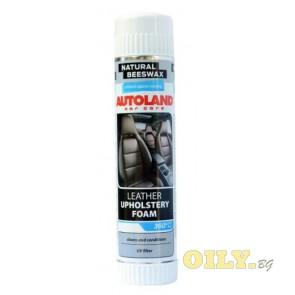 Препарат за почистване на кожена тапицерия Autoland - 0,4 литра