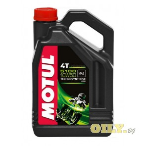 Motul 5100 10W50 4T - 4 литра