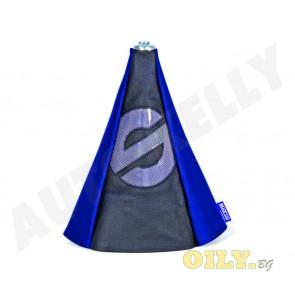 Маншон на скоростния лост SPARCO - Blue