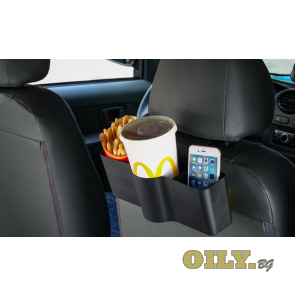 Органайзер за седалка  Car face 1