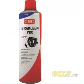 Обезмаслител CRC Brakleen Pro - 0.500 литра