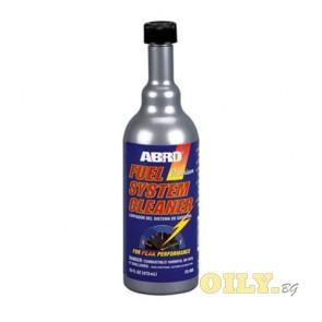 Abro Fuel System Cleaner - Добавка за почистване на цялата горивна система - 0.473 литра