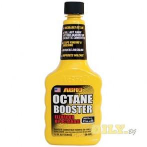 Abro Octane Booster - Добавка за подобряване на октановото число на бензина - 0.354 литра