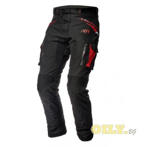 Мото панталнон Adrenaline Spider Black/Red - XL